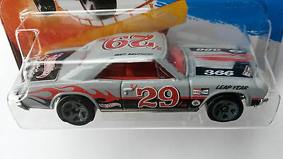 2016 Hot Wheels `67 Chevelle SS 396 1/64 Chevrolet  Chevy 1967 29.02. Schaltjahr