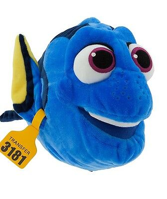 AUTHENTIC DISNEY Dory Plush - Finding Dory - Medium - 17''/43 CM