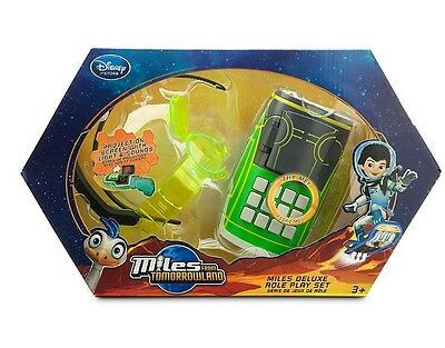 AUTHENTIC DISNEY Miles from Tomorrowland Deluxe Role Play Set  NIB