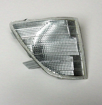 Mercedes Sprinter 1995-2000 New O/S Front Clear Indicator Lens Lamp Light Right