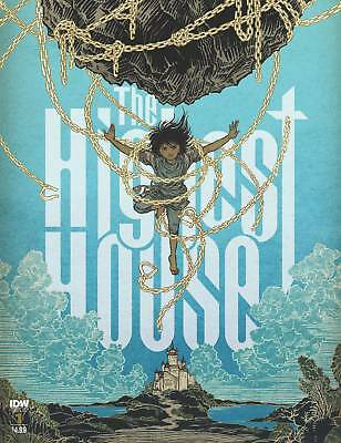 Highest House #1 2Nd Print Vfn/nm