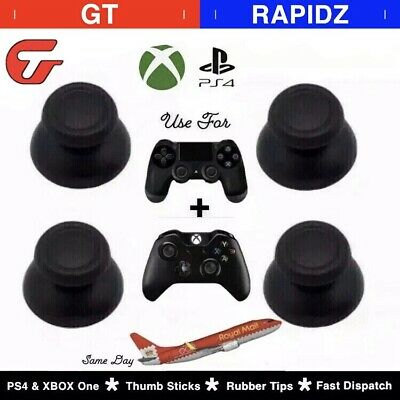 Analogue Replacement Thumb Sticks Grips Sony PS4 & XBOX One Controllers QUALITY