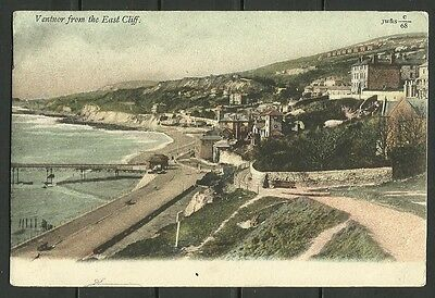Ansichtskarte: Ventnor from the East Cliff - JW&S - C/68