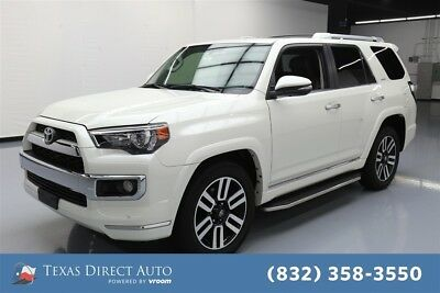 Toyota 4Runner 4x2 Limited 4dr SUV Texas Direct Auto 2015 4x2 Limited 4dr SUV Used 4L V6 24V Automatic RWD SUV