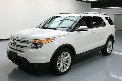 Ford Explorer Limited Texas Direct Auto 2014 Limited Used 3.5L V6 24V Automatic FWD SUV