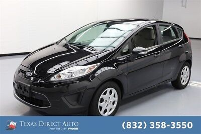 Ford Fiesta SE Texas Direct Auto 2013 SE Used 1.6L I4 16V Automatic FWD Hatchback Premium