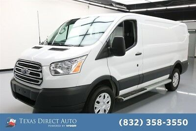 Ford Transit-250 250 Texas Direct Auto 2017 250 Used 3.7L V6 24V Automatic RWD Minivan/Van