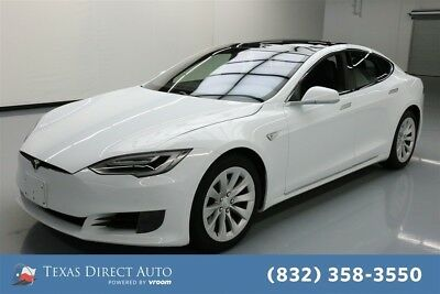 Tesla Model S 75 4dr Liftback (midyear release) Texas Direct Auto 2016 75 4dr Liftback (midyear release) Used Automatic RWD