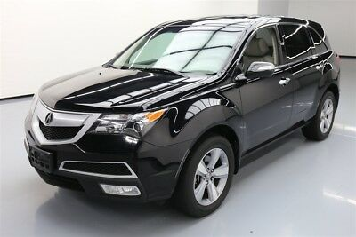 Acura MDX Tech Pkg Texas Direct Auto 2013 Tech Pkg Used 3.7L V6 24V Automatic AWD SUV Premium