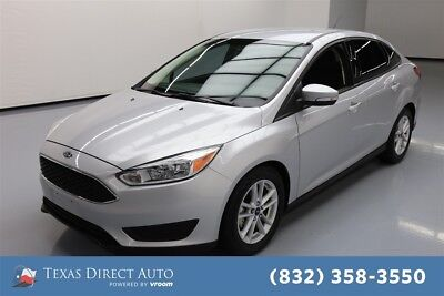 Ford Focus SE Texas Direct Auto 2016 SE Used 2L I4 16V Automatic FWD Sedan