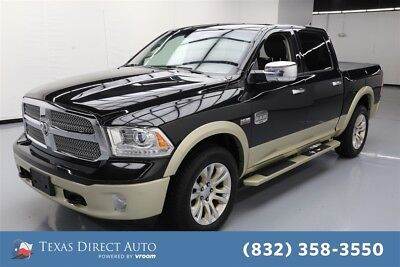 Ram 1500 Longhorn Texas Direct Auto 2017 Longhorn Used 5.7L V8 16V Automatic 4WD Pickup Truck