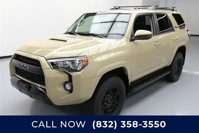 Toyota 4Runner 4x4 TRD Pro 4dr SUV Texas Direct Auto 2016 4x4 TRD Pro 4dr SUV Used 4L V6 24V Automatic 4WD SUV