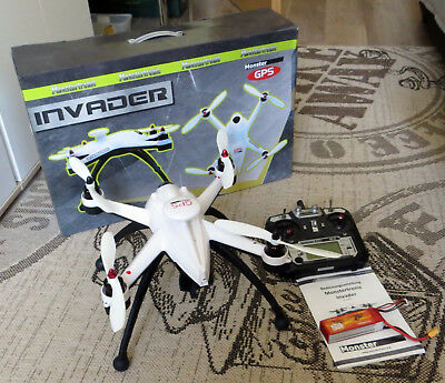 Monstertronic Invader MT1235 Quadrocopter, Baugleich FLYING 3D X8