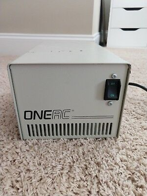 ONEAC CP-1103, Isolation Transformer, 120 VAC, 3.2 A Output, 60 Hz, single phase