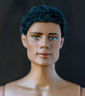 """NUDE Russell Williams 17"""" Matt O'Neill Collection by Tonner"""