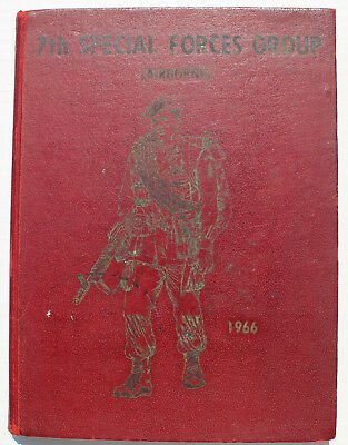 1966 7th Special Forces Group (ABN) Yearbook