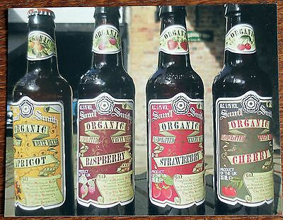 Postcard from All Saints Brewery (Stamford, Lincs) of Sam'l Smith's Ales (Se6)