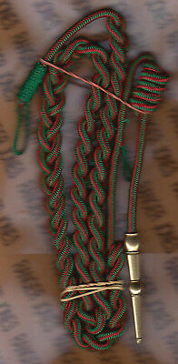 French Fourragere Shoulder Cord for the US Army Dress Uniform award