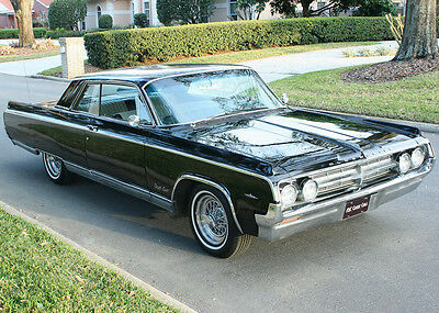 1964 Oldsmobile Ninety-Eight Original RARE LUXURY MUSCLE CAR  -1964 Oldsmobile 98 Coupe - 5K MILES