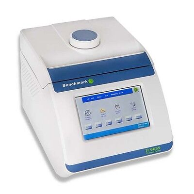 Benchmark Scientific T5000-96 TC 9639 Thermal Cycler with Multiformat