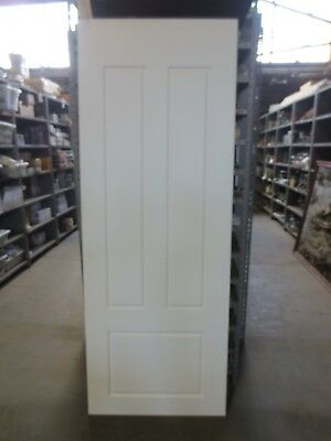 "Wood Door 3 Panel 29-3/4"" x 80"" INSIDE HOUSE HOLLOW"