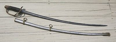 Very nice US model 1872 Officer's Cavalry Saber