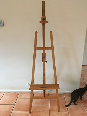 Large Artists Easel for painting
