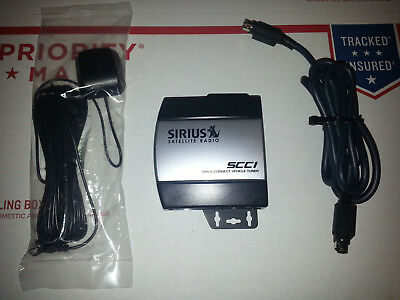 Scc1 Sirius Connect New-Antenna Satellite Radio Vehicle Car Boat Tuner Sc-C1 Xm