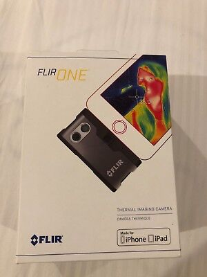 FLIR ONE Gen 3 Personal Thermal Imager iOS Apple 435-0004-01 Imaging