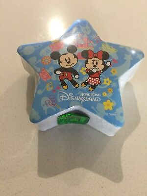 Disney magic towel MICKEY & MINNIE face washer NIP Disneyland HK exclusive