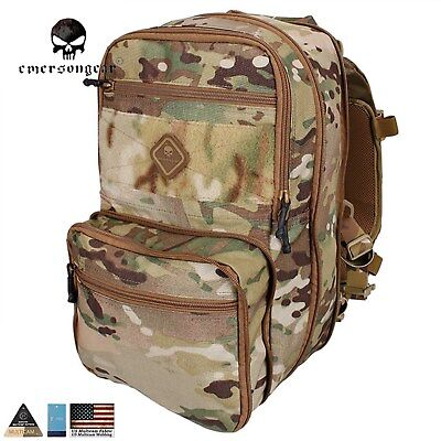afc7ab3c022 Emerson Tactical Backpack Hydration Molle Pouch Travel Multipurpose  Shoulder Bag