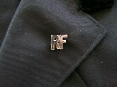 "Nsw Fire Brigade ..  Fire Service .. Retired Firefighters Lapel Badge ""rf"""