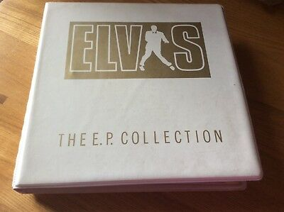 Elvis Vinyls The Ep Collection