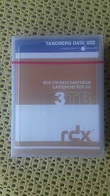 Tandberg RDX 4 TB, QuikStore Data Cartridge, Speichermedium, NEU & OVP !!