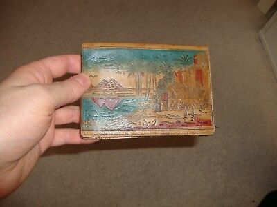 old wallet leather Egypt
