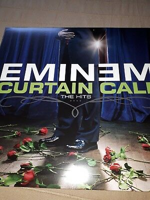 Eminem- Curtain Call Neu!!!