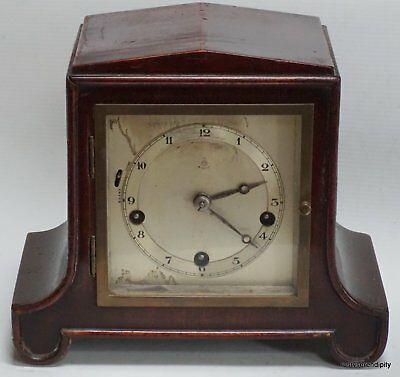 Gustav Becker - Small Westminster Chime Mantel Clock