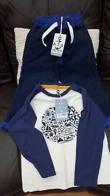 BNWT Young Boys Lazy Jacks outfit