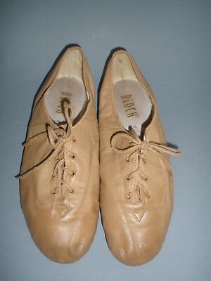 Bloch Womens Jazz  Shoe Tan  9
