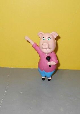 Mcdonalds Illumination Sing Rosita Singing Pig Working 3 3 4