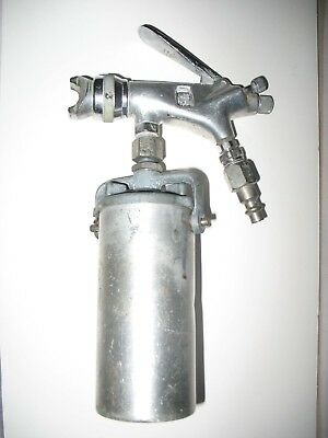 Devilbiss Fghv Touch Up Spray Gun With Can For Parts?, Act. Shipping