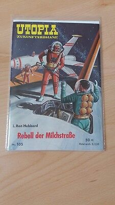 Pabel UTOPIA Kleinband Nr. 105 in Z 1 L. Ron Hubbard