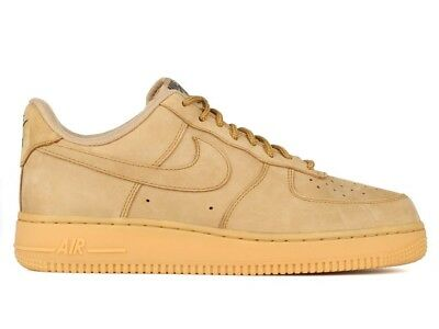 Nike Air Force 1 '07 WB Wheat Flax AA4061-200 Size 11.5 NEW 100% Authentic