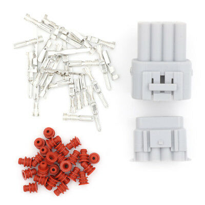1Set Car Part 12Pin Way Sealed Waterproof Electrical Wire Auto Connector Plug HL