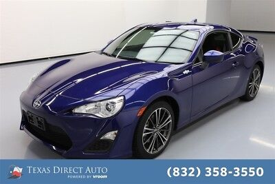 Scion FR-S 2dr Coupe Texas Direct Auto 2016 2dr Coupe Used 2L H4 16V Manual RWD Coupe Premium