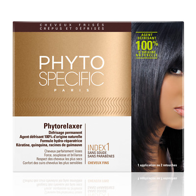 PhytoSpecific Phytorelaxer Index 1 Fine Hair