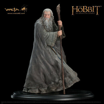 WETA The Hobbit Lord of the Rings Gandalf Sixth Scale Statue Figure SEALED NEW