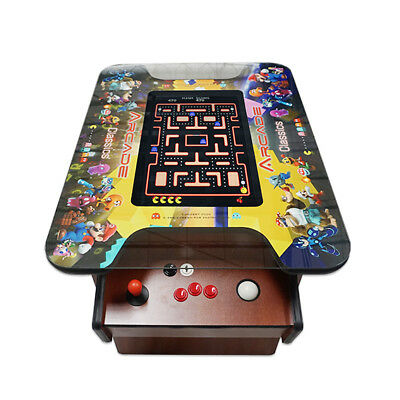 🔥Cocktail  Arcade Machine W/60 IN 1 Classic Games 135LB+ commercial grade !!