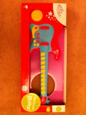 Carousel Electronic Guitar, 3+ Years. **NEW**