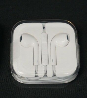 ✔ NEW Original Apple Earphones earbuds In-Ear with Remote & Mic for iPhone 3.5mm